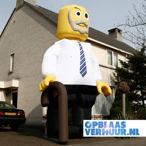Abraham 'LEGO' 4.5m afbeelding 1