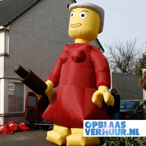Sarah 'LEGO' 4.5m afbeelding 2